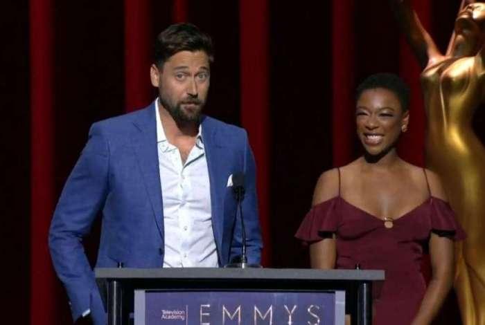 Samira Wiley e Ryan Eggold anunciaram os indicados ao Emmy 2018