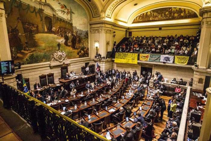 Pedido enfrentou um pedido de impeachment na Câmara de Vereadores por causa da reunião