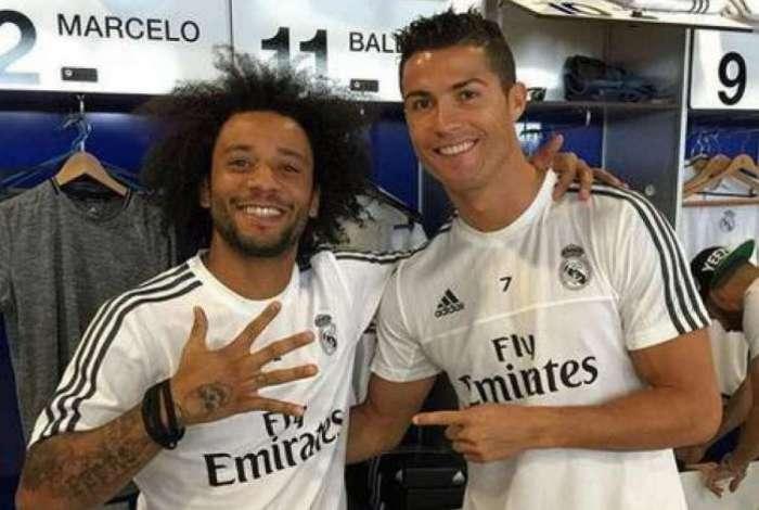 Marcelo se despede de Cristiano Ronaldo com texto emocionante