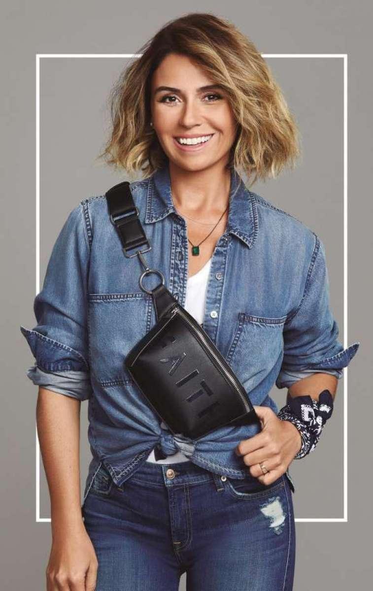 a7fd53cf7 Giovanna Antonelli lança coleção de bolsas O Dia - DMulher