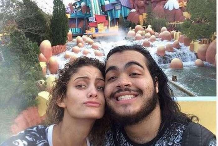 Francisco Gil e a mulher Laura Fernandez