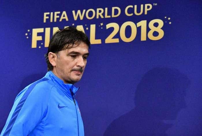 Zlatko Dalic garante Croácia forte contra a França na final da Copa do Mundo