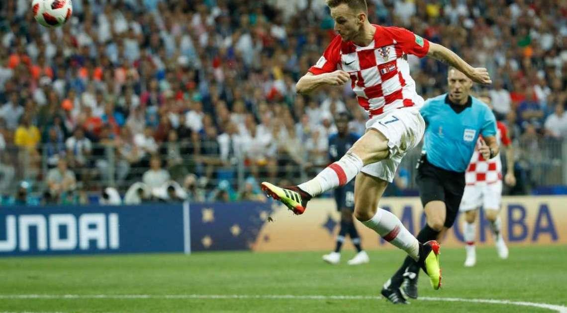 França e Croácia decidiram a final da Copa do Mundo no Estádio de Lujniki, em Moscou