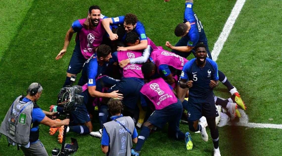 França e Croácia decidem a final da Copa do Mundo no estádio Luzhniki, em Moscou