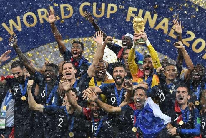 França fatura o bicampeonato mundial