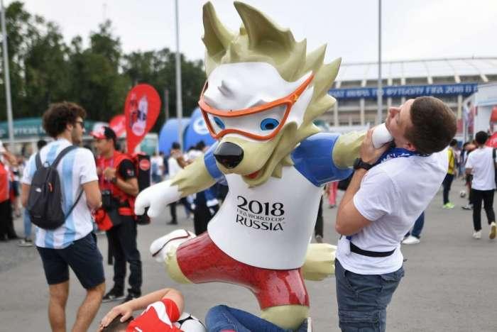 Copa do Mundo de 2018 foi na Rússia