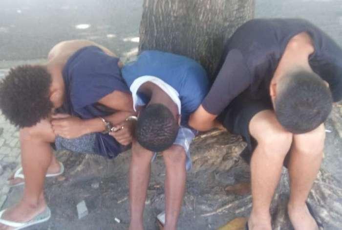 Menores foram apreendidos no Leme após roubo de bicicleta no Leme