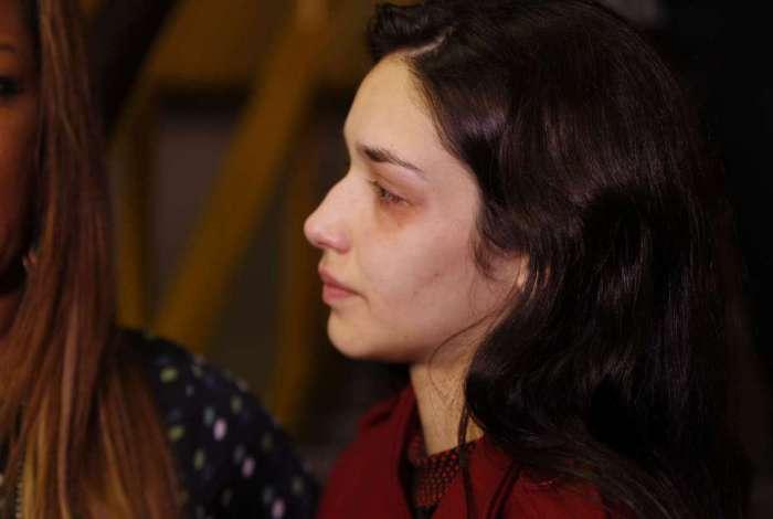 Renata Fernandes Cirne, namorada do médico Denis Furtado, foi presa no dia 17 de julho