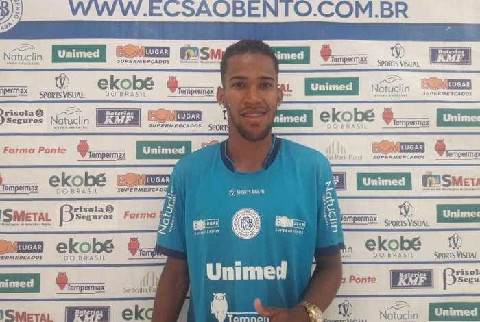 Everaldo é mais uma reforço do Fluminense para o ataque