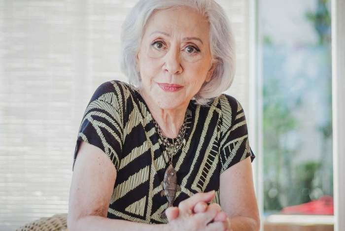 O nome de Fernanda Montenegro é Arlette Pinheiro Esteves Silva