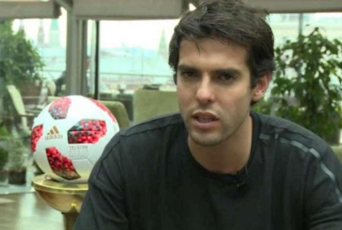 Kaká pode retornar aos gramados