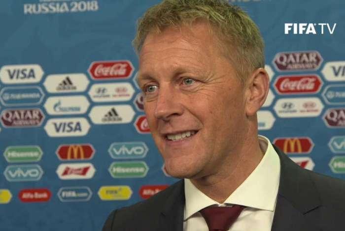 Heimir Hallgrimsson não é mais treinador da Islândia