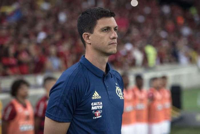 Barbieri comentou 'grande partida' do Flamengo sobre o Sport