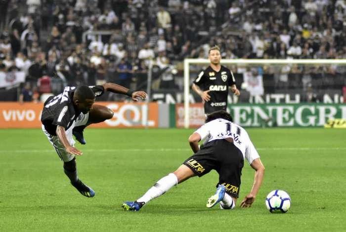 Botafogo perdeu