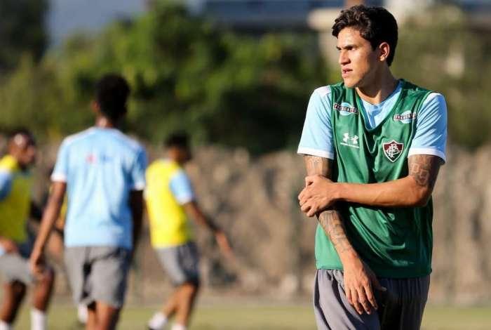 Pedro deverá ser operado pelo médico do Atlético-MG e da seleção brasileira, Rodrigo Lasmar