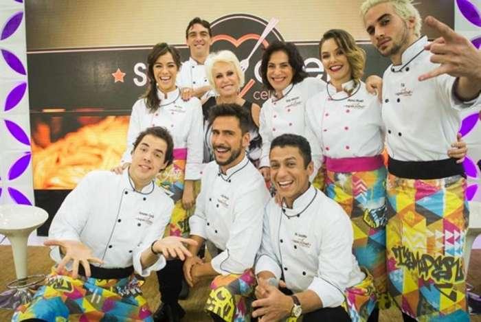 Participantes do 'Super Chef' no 'Mais Você'