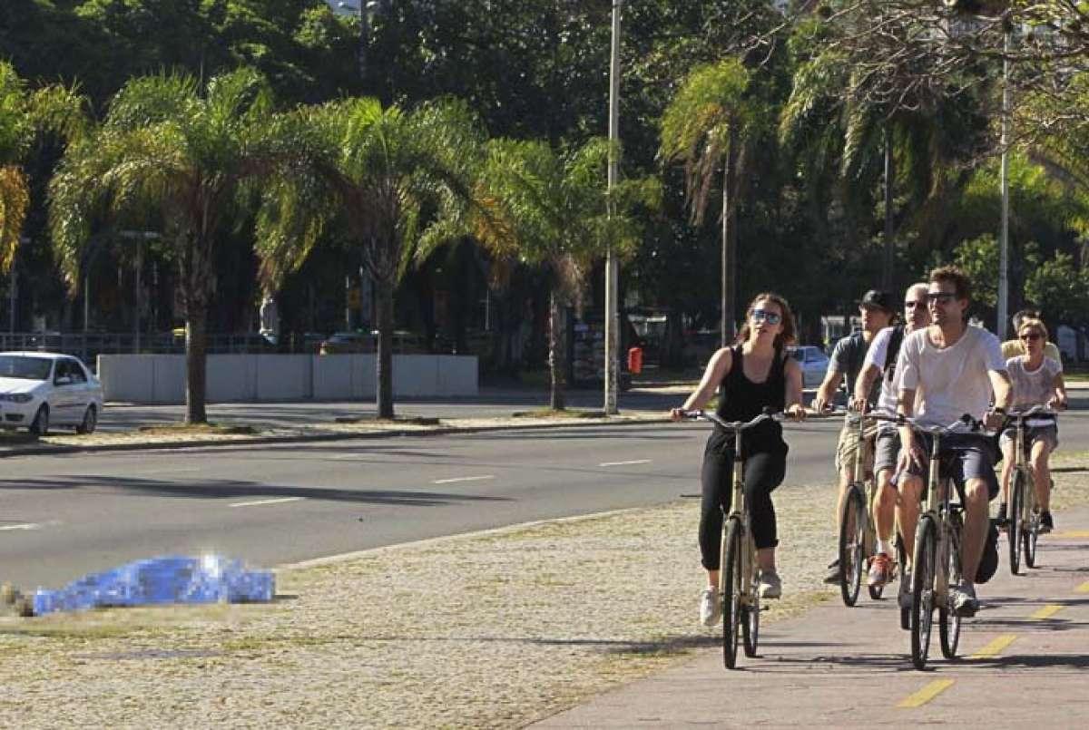 Ciclista morre atropelado em Botafogo O Dia - Rio de Janeiro