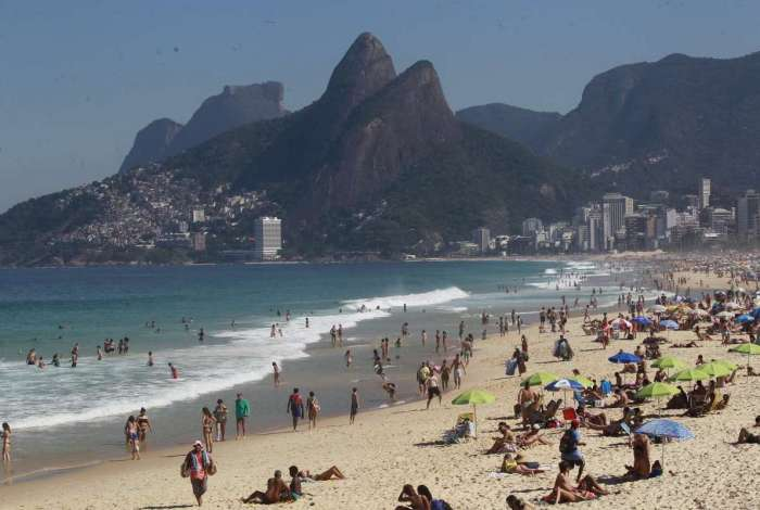 Crimes aconteciam na praia de Ipanema e Copacabana