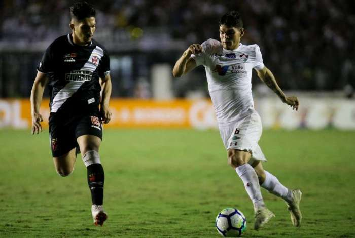 Fluminense e Vasco ficaram no empate