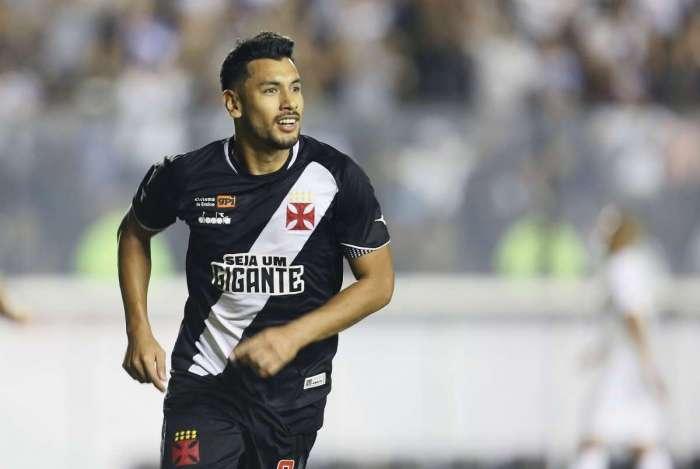 Rios fez o gol do Vasco