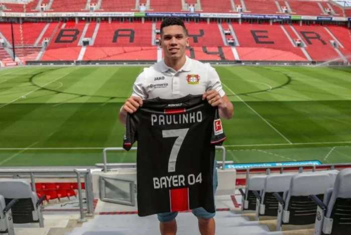 Paulinho foi convocado