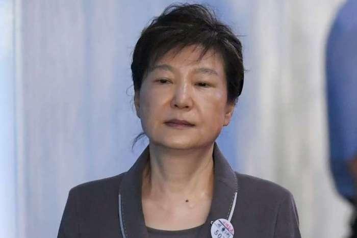 Ex-presidente da Coreia do Sul, Park Geun-hye