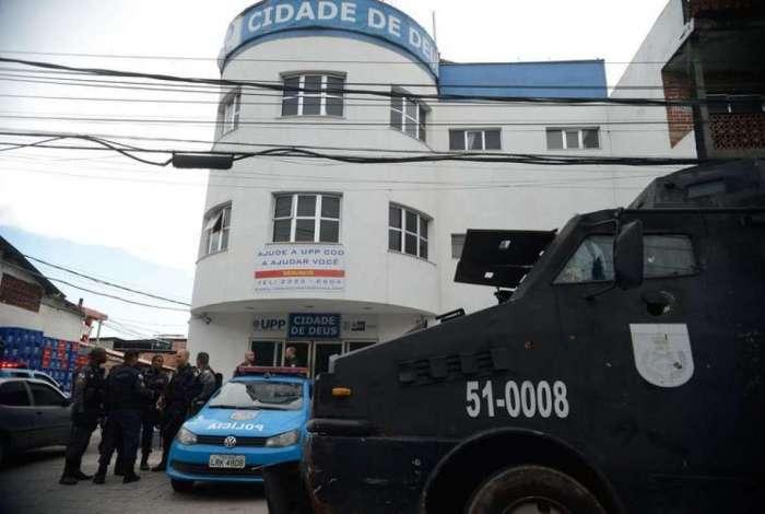Segundo a Secretaria de Segurança Pública do Rio de Janeiro, o efetivo da UPP desativada reforçará o policiamento ostensivo e os programas sociais serão mantidos