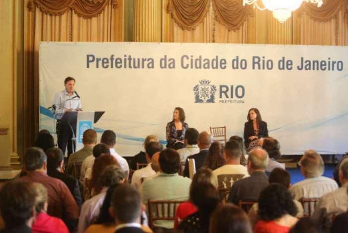 A norma foi sancionada pelo prefeito Marcelo Crivella na semana passada, no Palácio da Cidade