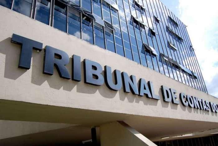 Fachada do TCE de São Paulo