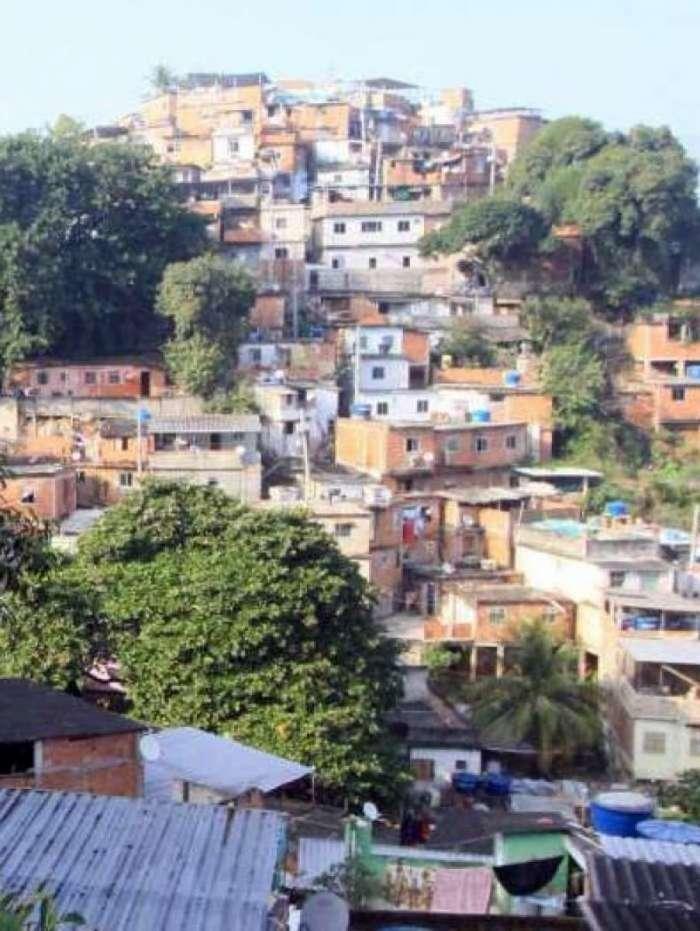 Morro dos Macacos, em Vila Isabel