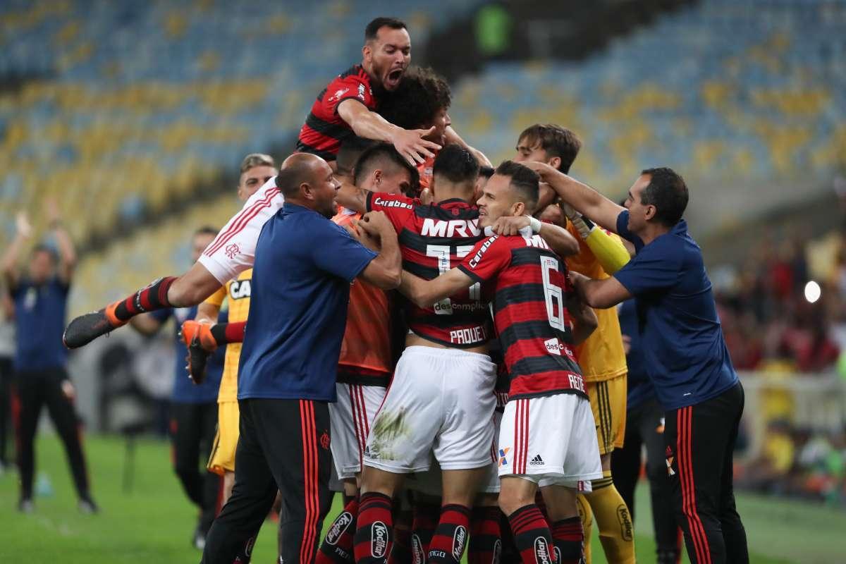 2e766d67ec FLAMENGO X BOTAFOGO - 21 07 2018 Gilvan de Souza   Flamengo Gilvan de Souza    Flamengo