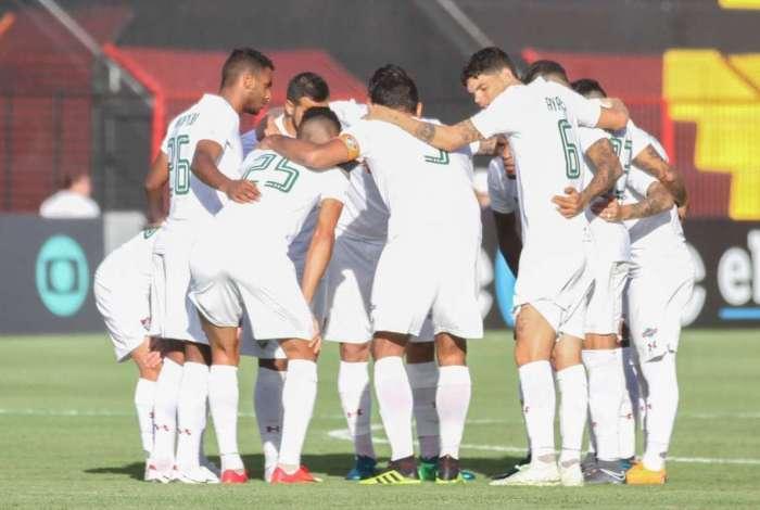 Fluminense tenta renovar contrato de jogadores que encerram vínculo com clube ainda em 2018