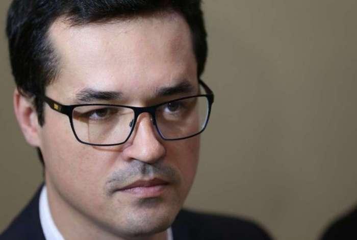 Deltan Dallagnol, procurador do MPF, chefe da força-tarefa da Lava Jato