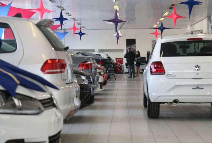 Frota de veículos envelhece há seis anos consecutivos