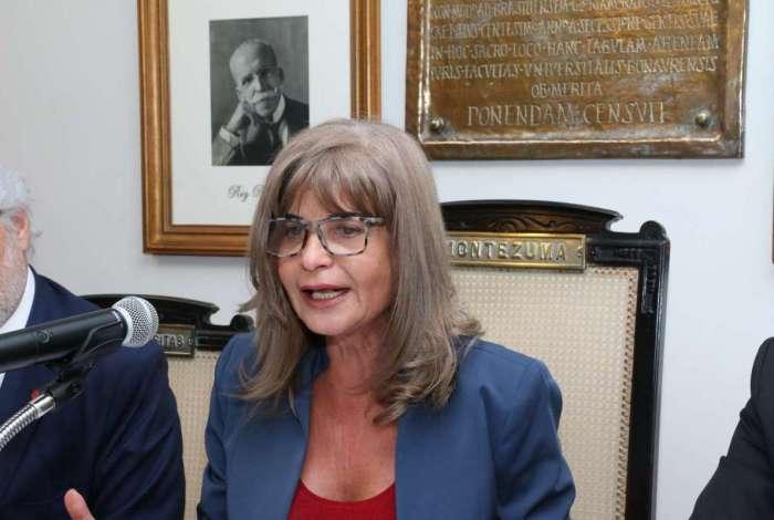 Rita Cortez, presidente do Instituto dos Advogados Brasileiros