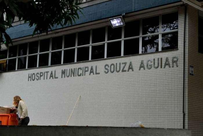 Hospital Municipal Souza Aguiar, no Centro do Rio