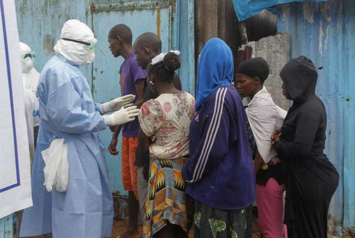 Surto de ebola no Congo já deixa 248 mortos