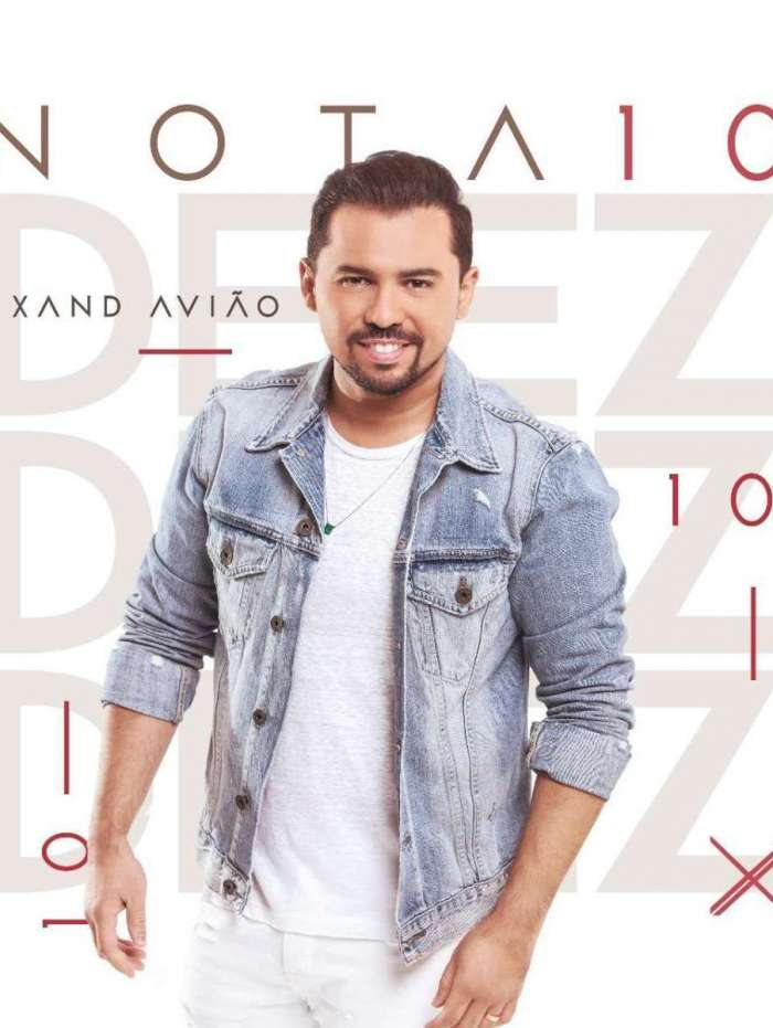Capa do novo single de Xand Avião