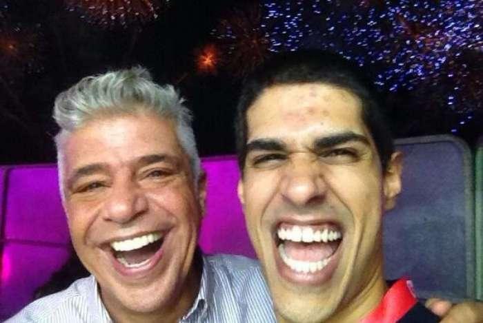 Lulu Santos e Bruno Azevedo