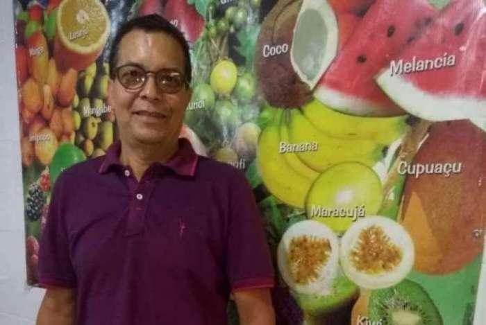 O carioca Humberto Rabello é dono da sorveteria Sabor do Norte