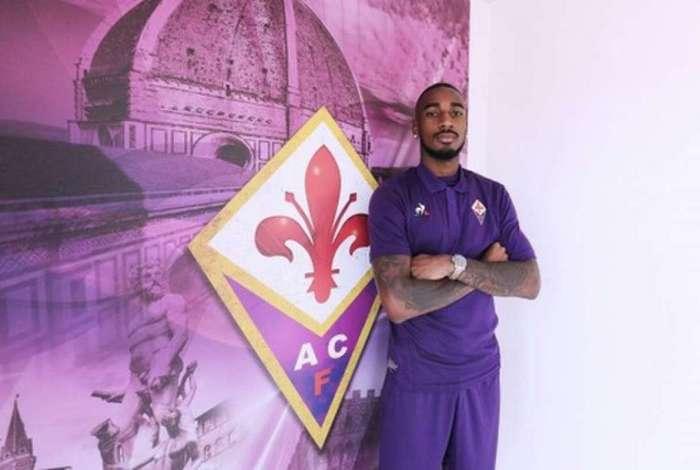 Gerson foi vendido à Roma, mas jogou a temporada pela Fiorentina