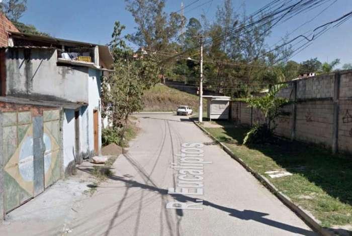 Rômulo foi atingido por tiros disparados por bandidos da região