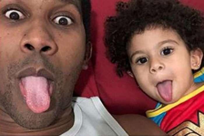 André Luiz Miranda conta que a filha, de apenas 2 anos, foi vítima de racismo