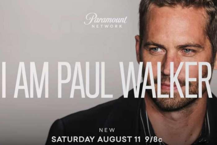 Estúdio libera primeiro trailer de documentário sobre a vida de Paul Walker
