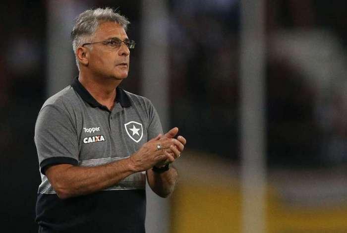 Marcos Paquetá deixou o comando do Botafogo