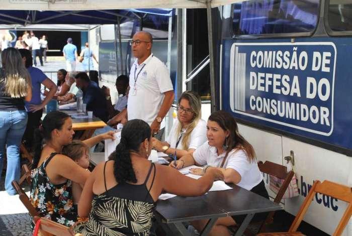 Comissão de Defesa do Consumidor da Alerj promove mutirão para negociar dívidas a partir de hoje