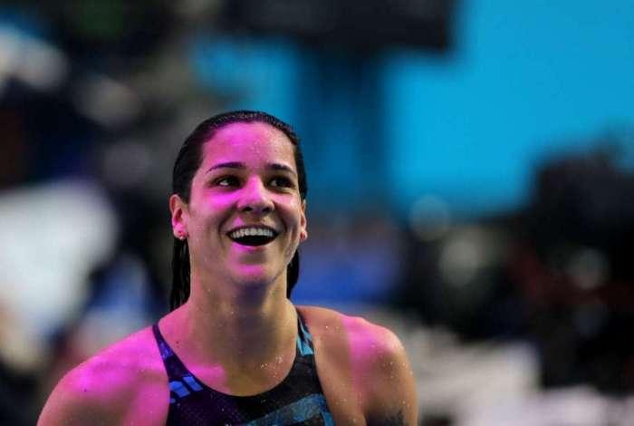 Joanna Maranhão se aposentou aos 31 anos