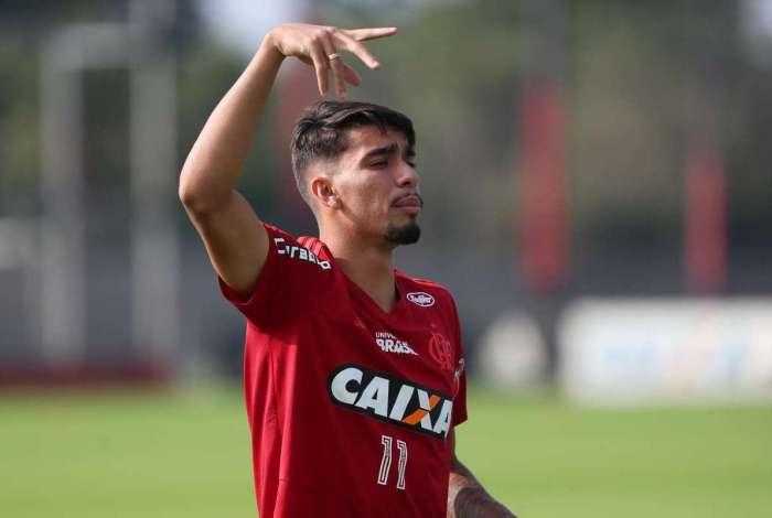 Lucas Paquetá pode desfalcar o Flamengo