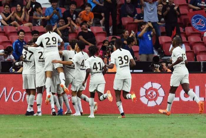 PSG vence Atlético de Madrid por 3 a 2 nesta segunda-feira