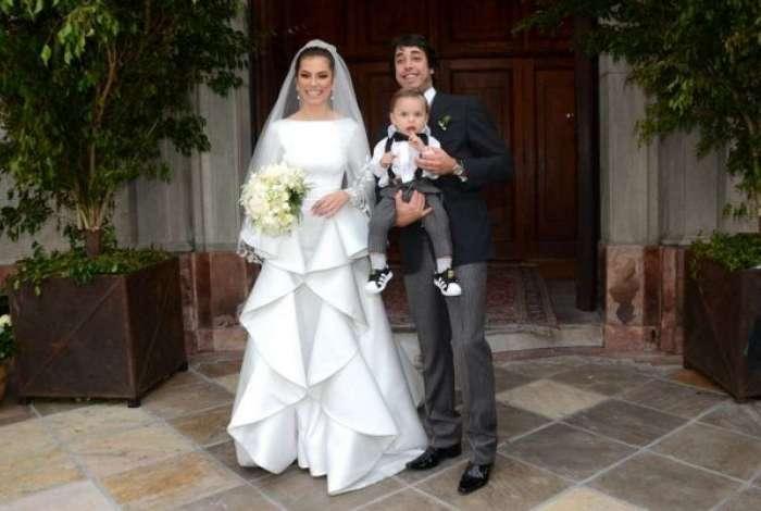 Bruna Hamú se casa em São Paulo